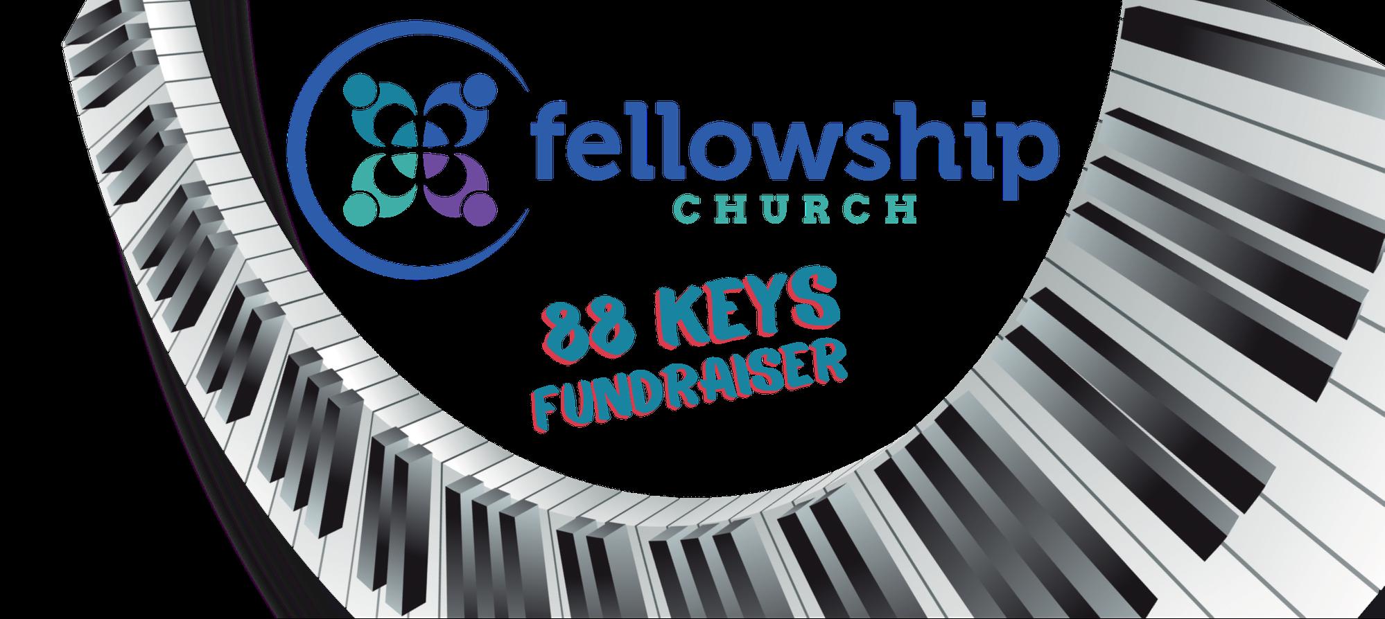Fellowship Church Piano Fundraiser